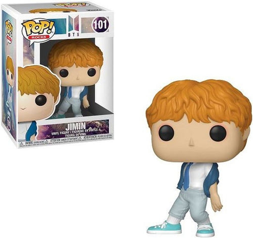 Jimin - BTS Funko Pop Rocks #101