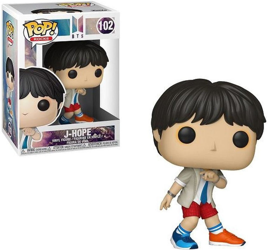 J-Hope - BTS Funko Pop Rocks #102
