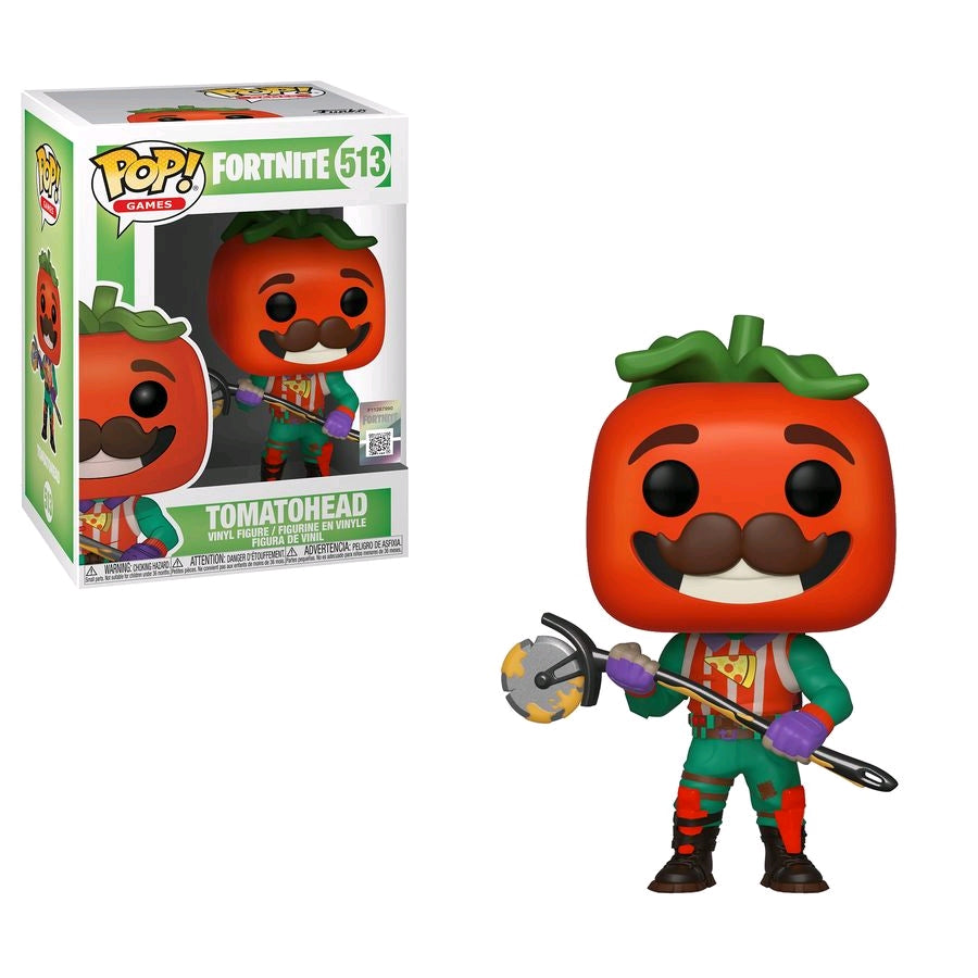 Funko Pop Games Tomatohead - Fortnite S3 -  #513