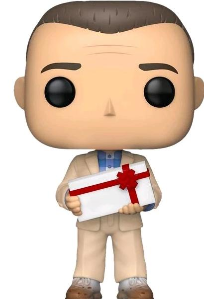 Forrest w/ Chocolates - Forrest Gump  Funko Pop Movies #769