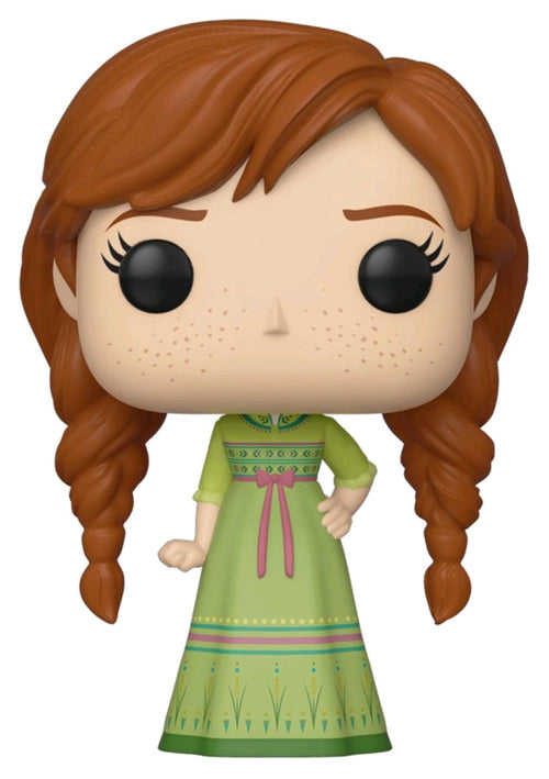 Frozen II - Disney - Anna in Nightgown Funko Pop! Vinyl #595