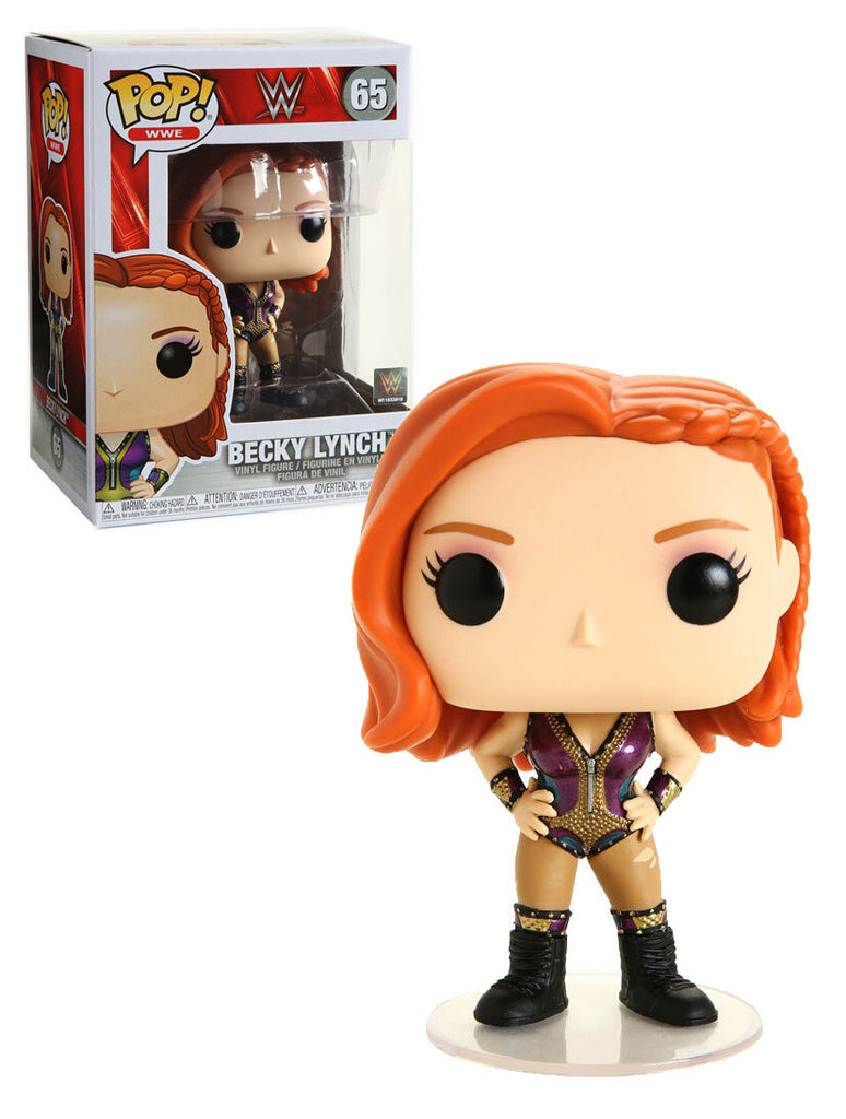 Becky Lynch - Funko Pop WWE #65