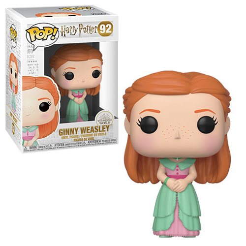 Ginny - Yule Ball Harry Potter Season 8 Funko Pop #92