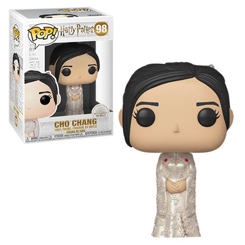 Cho Chang - Yule Ball Harry Potter Season 8 Funko Pop #98