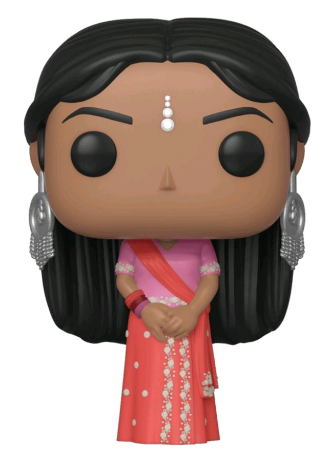 Padma Patil - Yule Ball Harry Potter Season 8 Funko Pop #99