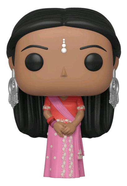 Parvati Patil - Yule Ball Harry Potter Season 8 Funko Pop #100