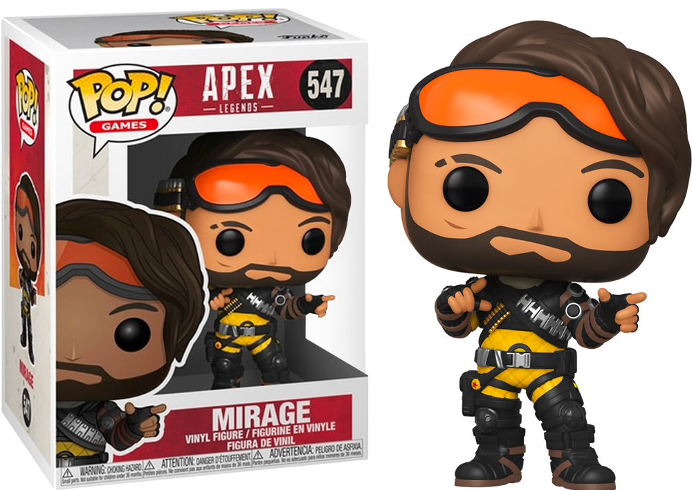POP Games: Apex Legends - Mirage #547