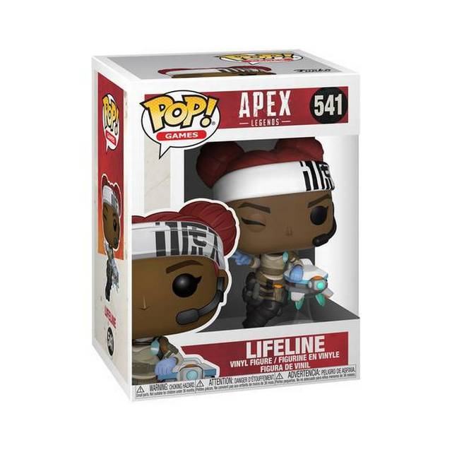 POP Games: Apex Legends - Lifeline #541