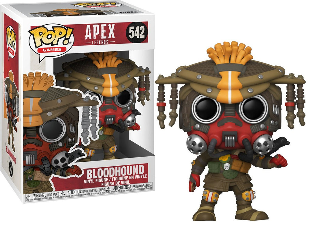 Pop Games! Apex Legends - Bloodhound #542