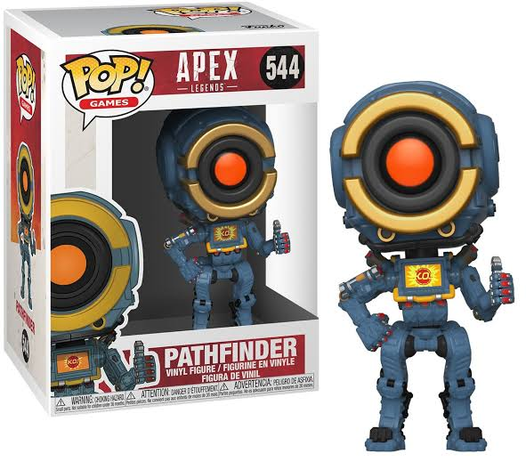 POP Games: Apex Legends - Pathfinder #544