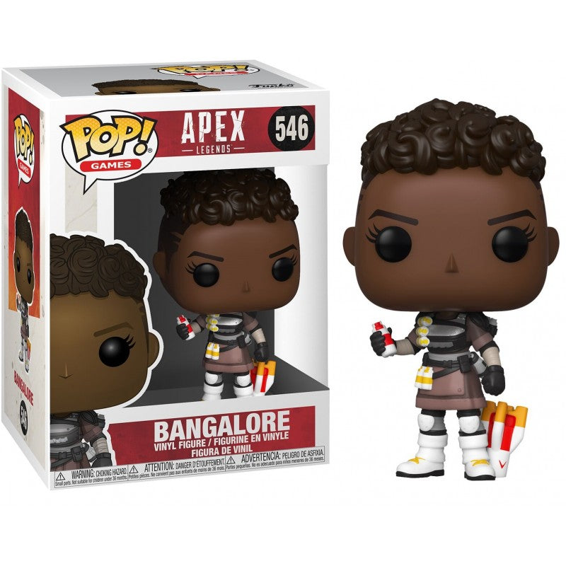 POP Games: Apex Legends - Bangalore #546