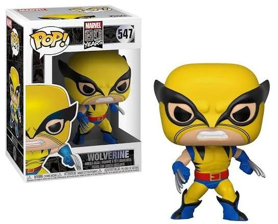 Wolverine First Appearance - Funko Pop #547