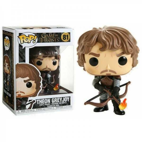 Theon w/Flaming Arrows - Game of Thrones Funko Pop TV #81