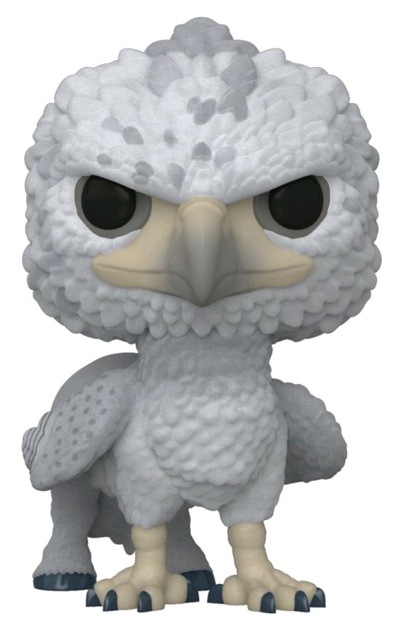Buckbeak (Flocked) - Harry Potter: Harry Potter S8 - Funko Pop ...