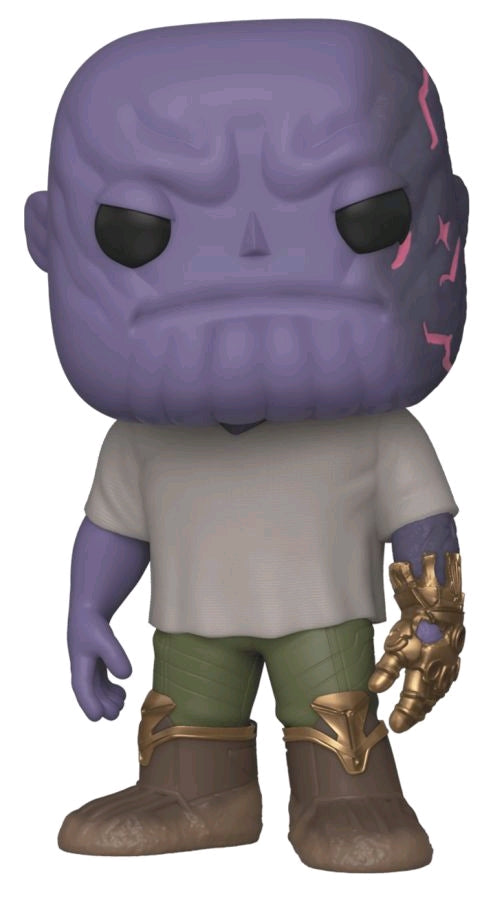 Casual Thanos w/Gauntlet - Marvel: Avengers Endgame Funko Pop
