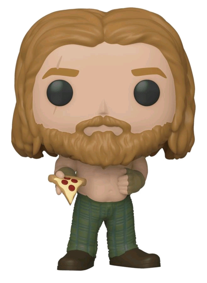 Thor w/Pizza - Marvel: Avengers Endgame Funko Pop