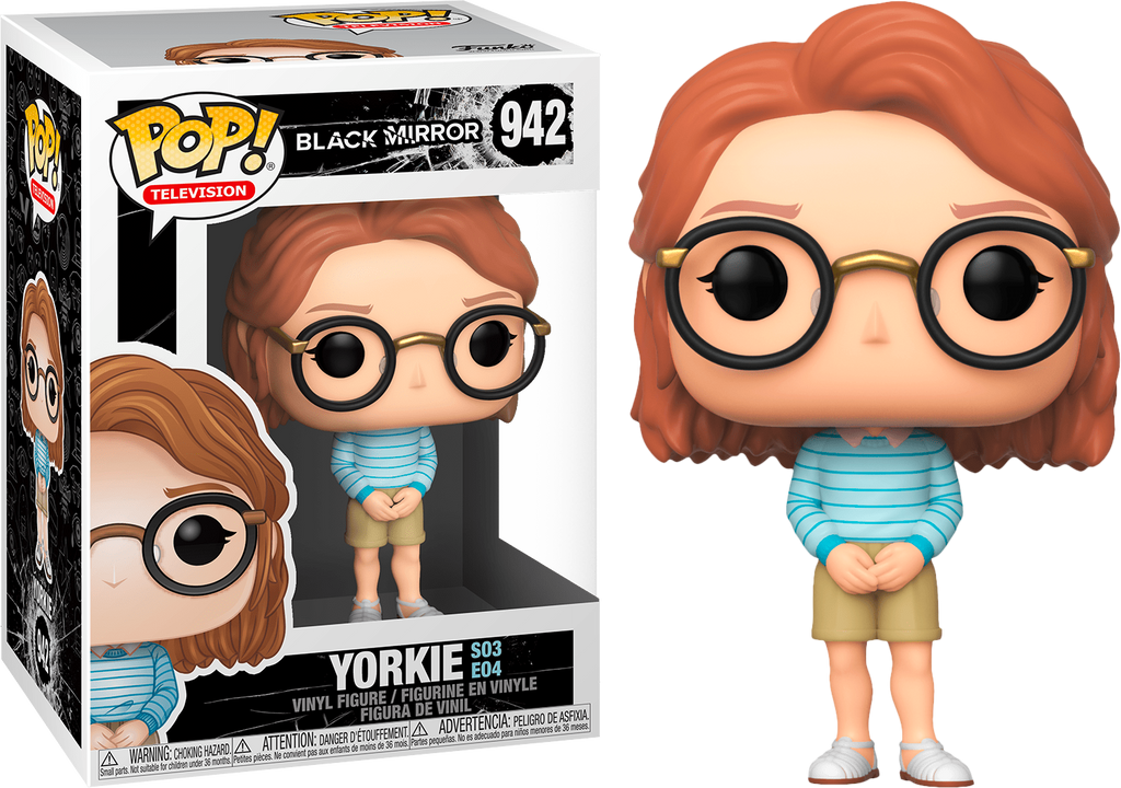 Black Mirror - Yorkie Pop! Vinyl #942