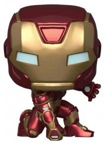 Funko POP Marvel: Avengers Game - Iron Man (Stark Tech Suit) #626