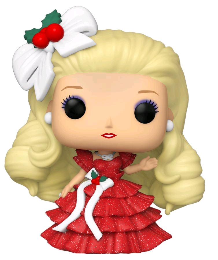 Funko Pop Barbie - Original Holiday Barbie US Exclusive #08