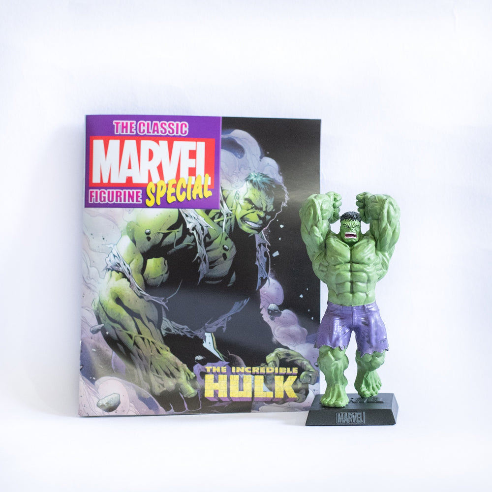 Eaglemoss -  Super Hero Collector  - Green hulk