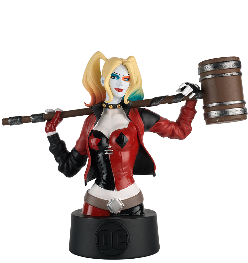 Harley Quinn - Batman Busts (Eaglemoss)