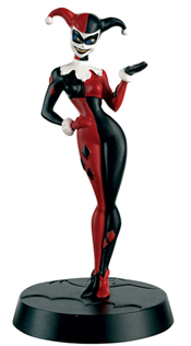 Harley Quinn - DC Animated (Eaglemoss)