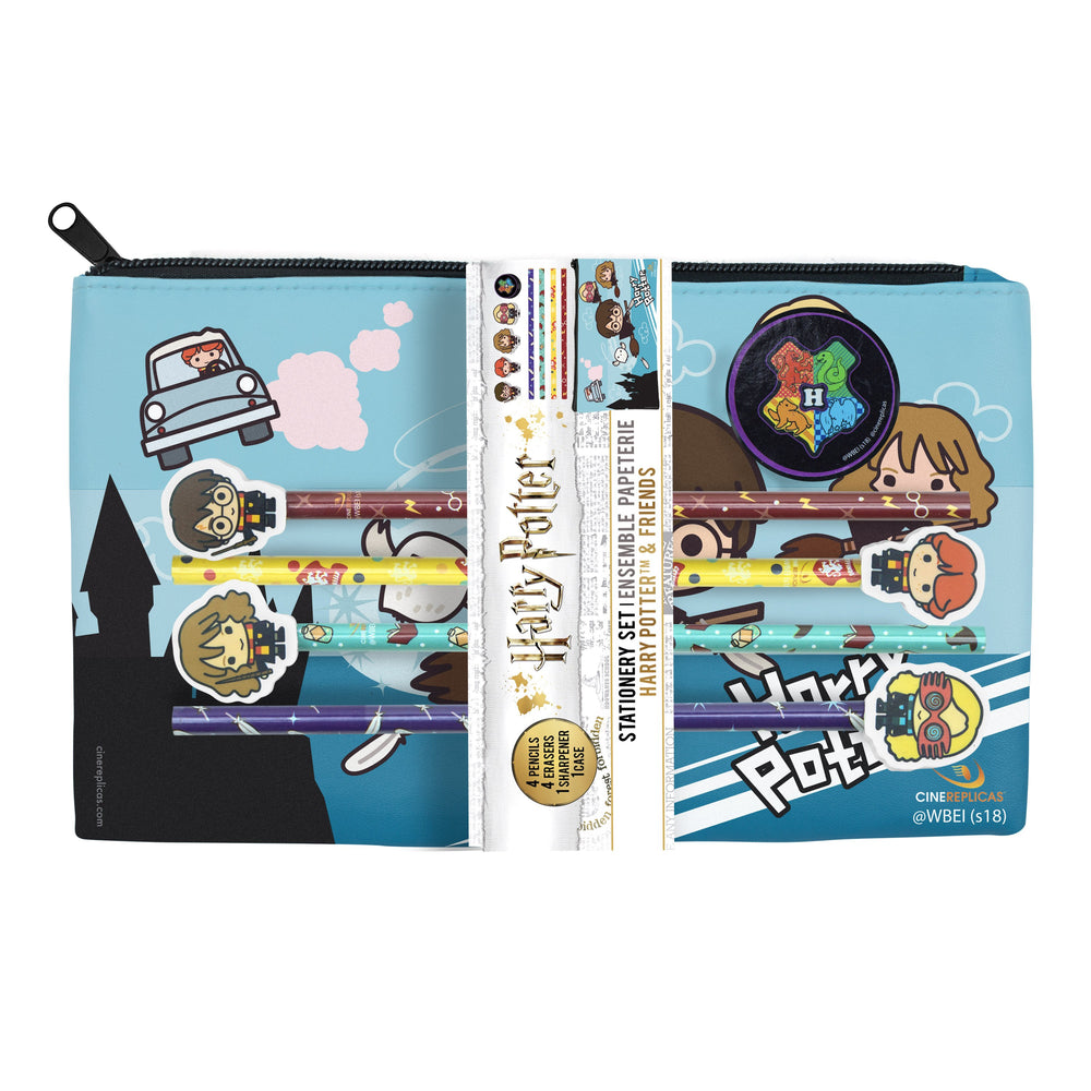 Harry & Friends - Stationery Set