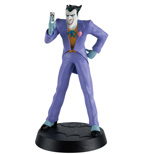 The Joker - DC Animated (Eaglemoss)