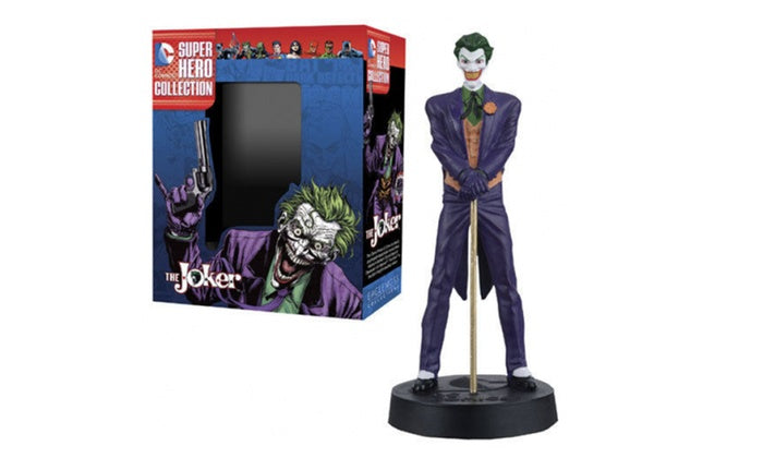 The Joker - Super Hero Collector (Eaglemoss)