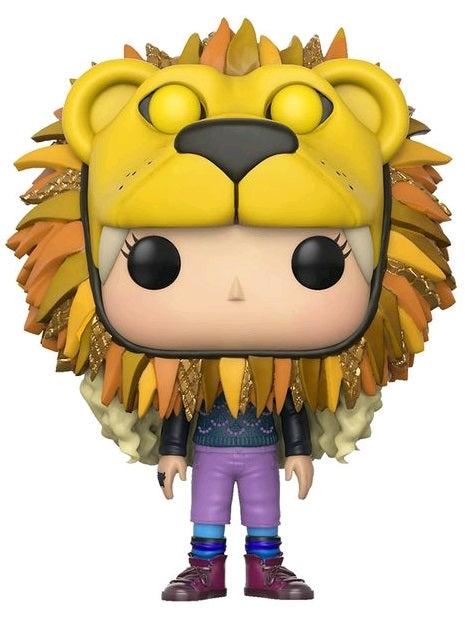 Harry Potter - Luna Lovegood with Lion Hat Pop! Figure