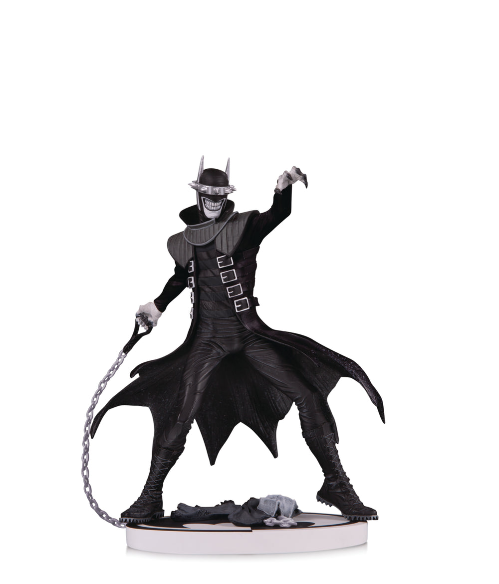 Batman Black & White - Batman who laughs - Batman & Joker by DC Collectibles