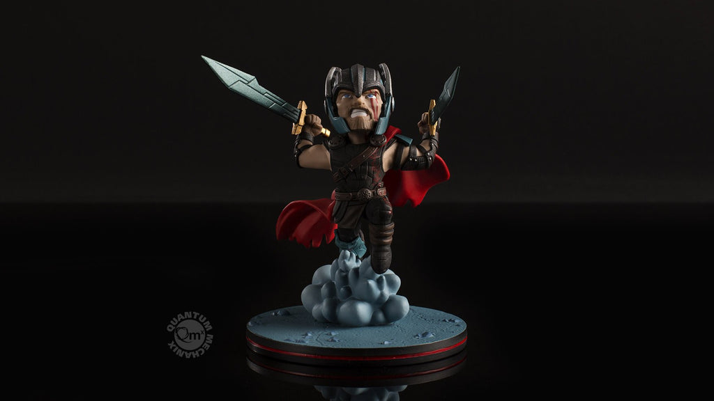 Thor – Thor: Ragnarok Q-Fig Diorama, Quantum Mechanix, Marvel Action Figure