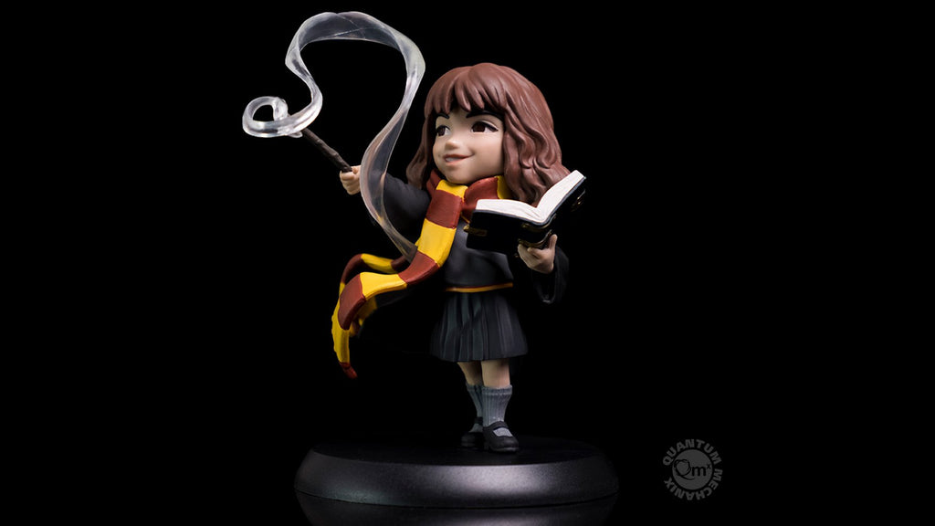 QMX - Harry Potter - Hermione Granger First Spell Q-Fig