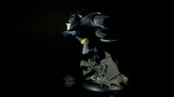 Batman Rebirth Q-Fig, Quantum Mechanix Action Figure, DC Comics