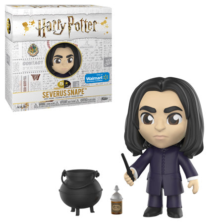 Severus Snape 5 Star Action Figure - Harry Potter (Limited Edition)