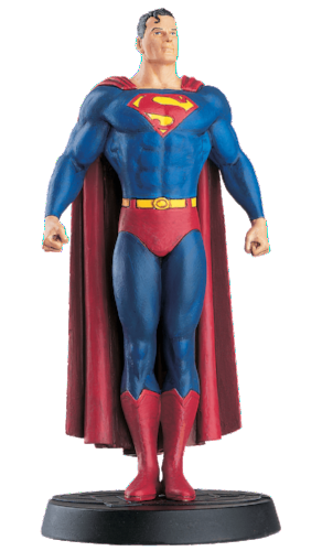 Superman - Super Hero Collector (Eaglemoss)