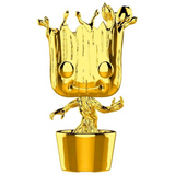Groot Gold Chrome - Marvel Studios 10th Anniversary #378