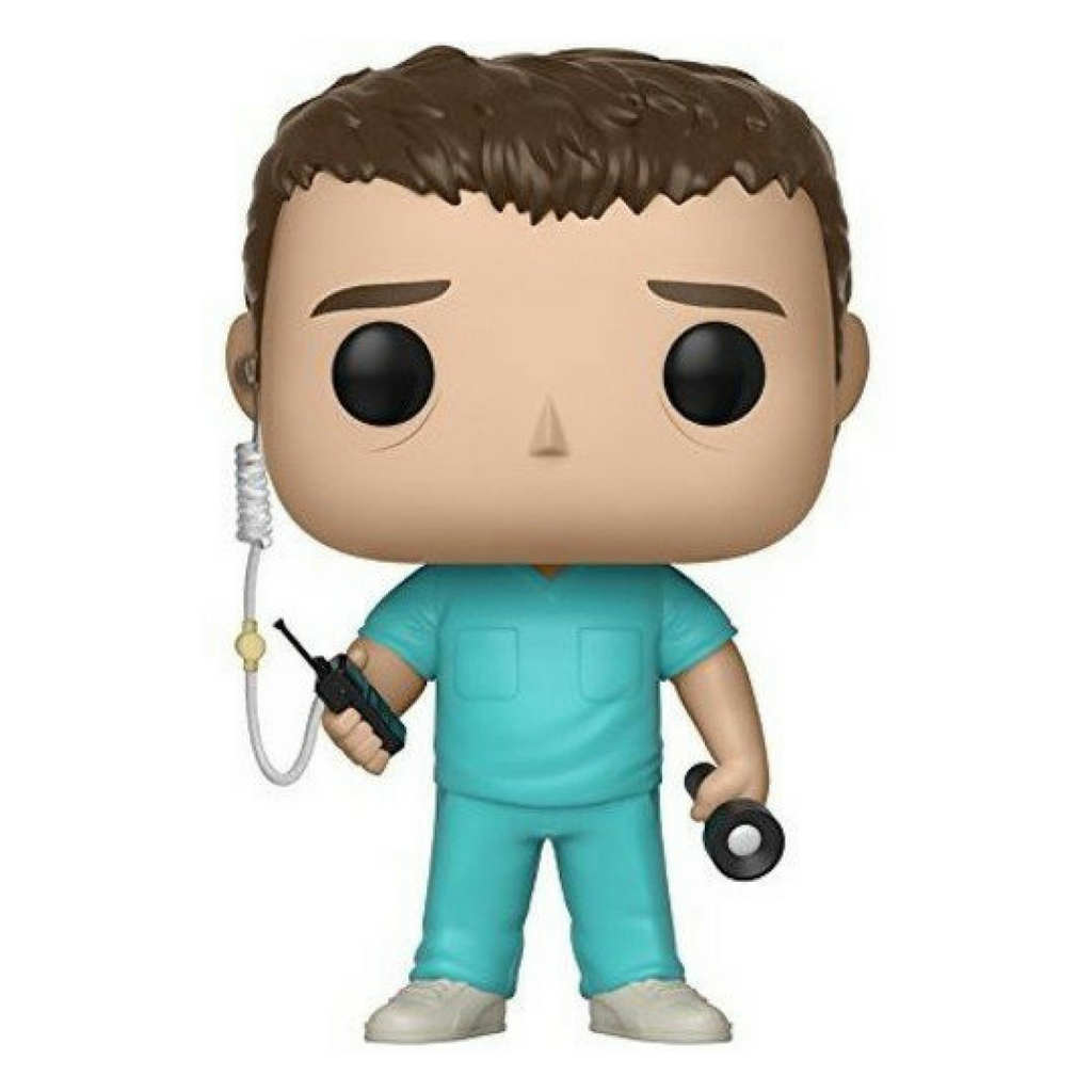 Stranger Things - Bob in Scrubs Funko Pop #639