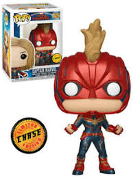 Funko Pop Marvel: Captain Marvel - Captain Marvel #425