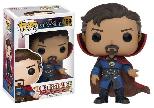Doctor Strange - Marvel Funko Pop! Vinyl Figure #169