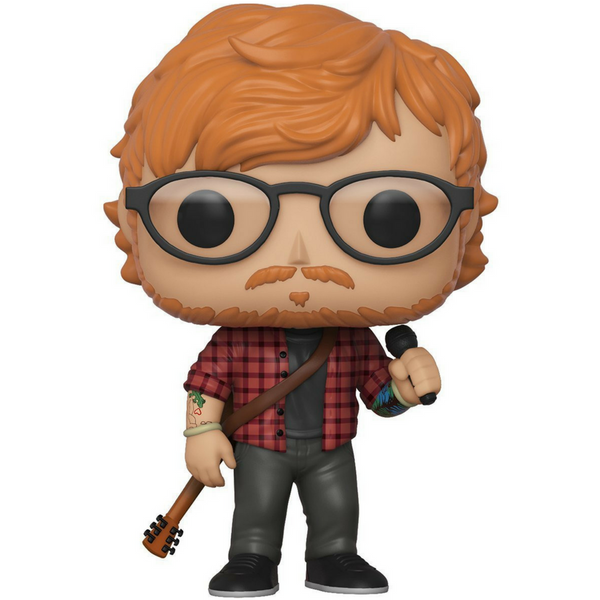 Funko POP Rocks: Ed Sheeran Figure #76