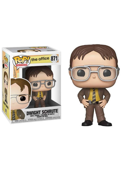 Dwight Schrute - The Office Funko Pop #871