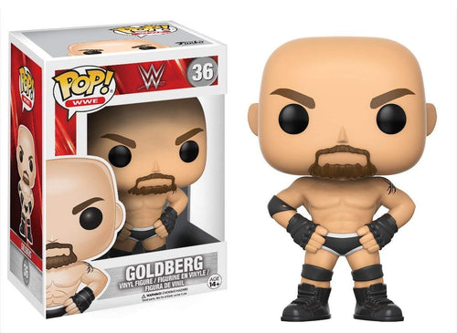WWE - Goldberg Funko Pop