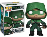 Arrow - Green Arrow in Hood Pop Vinyl Figure #207