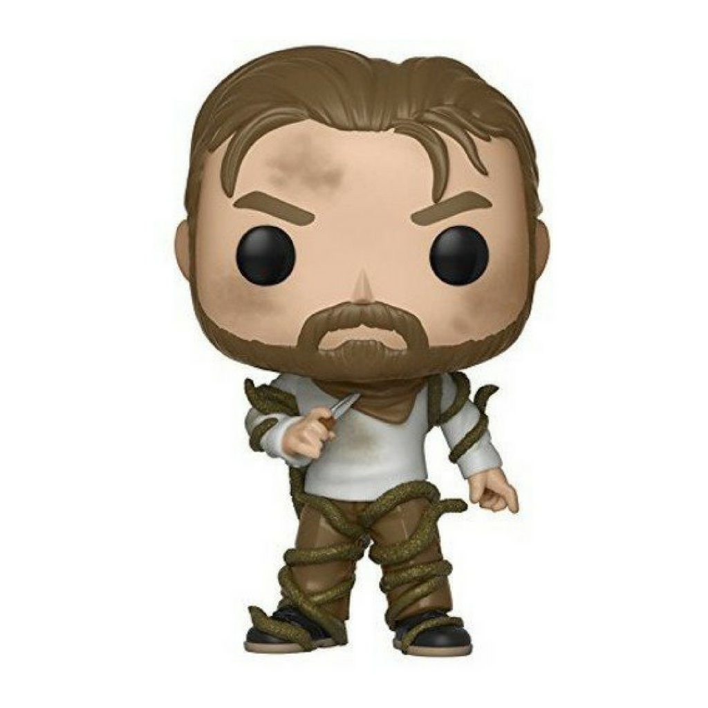 Funko Pop - Stranger Things - Hopper with Vines #641