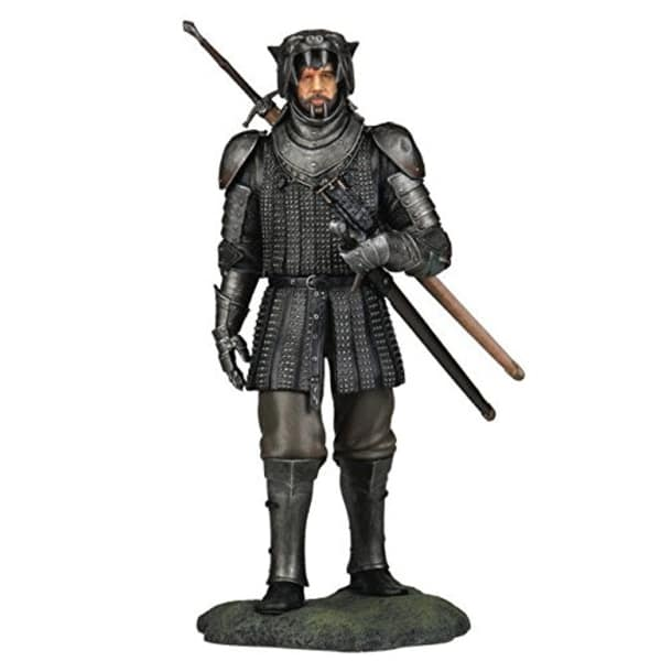 Dark Horse Deluxe - Game of Thrones: The Hound 8 Inch Premium Action Figure