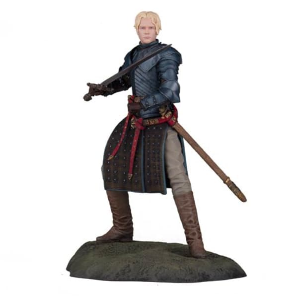 Game of Thrones Brienne of Tarth 8 inch Premium Action Figure by Dark Horse