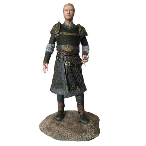 Game of Thrones Jorah Mormont 8 inch Premium Action Figure by Dark Horse
