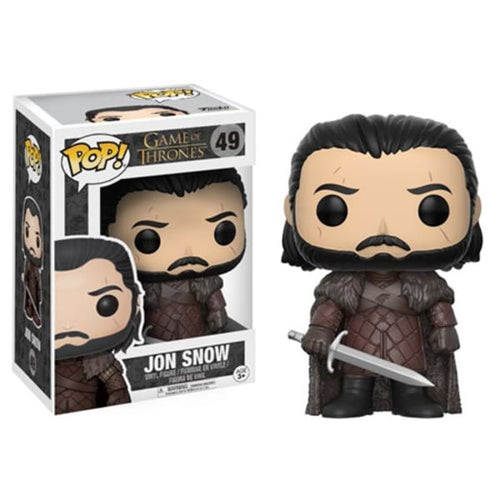 Jon Snow - POP Game of Thrones #49