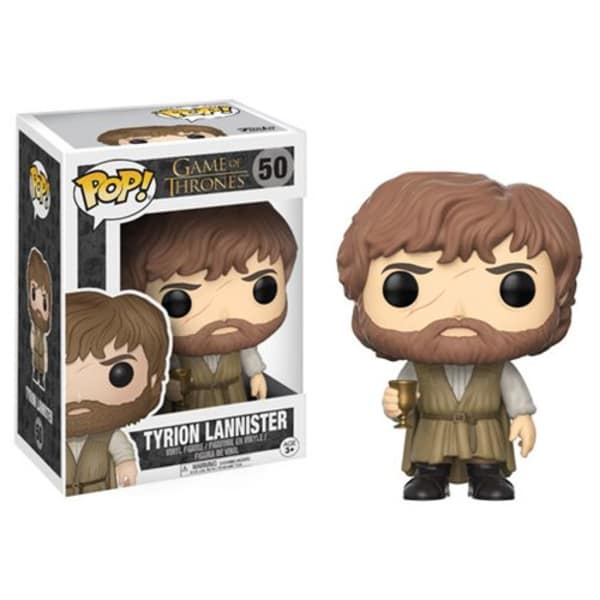 Funko Pop Game of Thrones - Tyrion Lannister #50